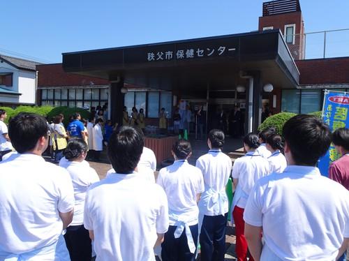 保健センターまつりに参加しました。