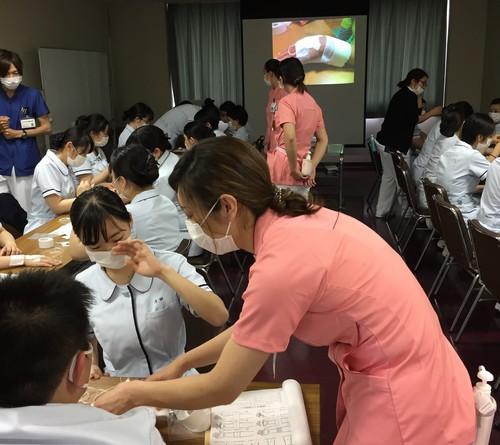 小児看護学実習スタート